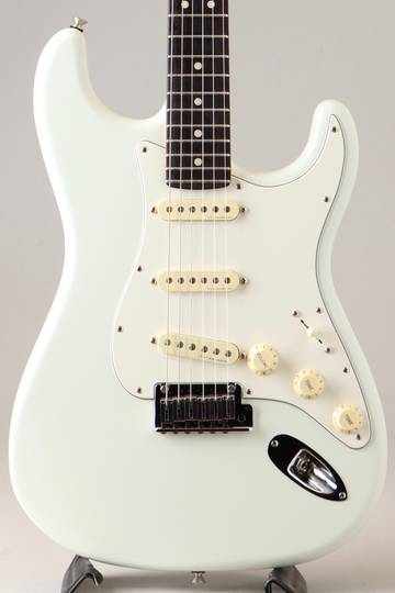 Jeff Beck Stratocaster NOS by Todd Krause Olympic White 2017