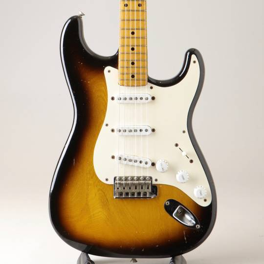 1954 Stratocaster Sunburst First Year