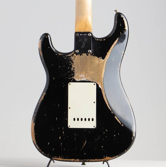 FENDER CUSTOM SHOP 1968 Stratocaster Heavy Relic Black Master Built By Jason Smith フェンダーカスタムショップ サブ画像1