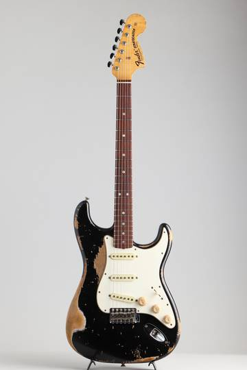 FENDER CUSTOM SHOP 1968 Stratocaster Heavy Relic Black Master Built By Jason Smith フェンダーカスタムショップ サブ画像2