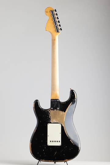 FENDER CUSTOM SHOP 1968 Stratocaster Heavy Relic Black Master Built By Jason Smith フェンダーカスタムショップ サブ画像3