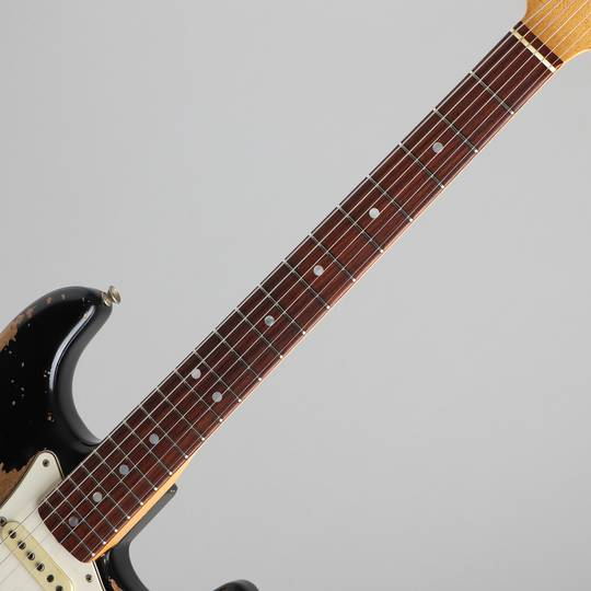 FENDER CUSTOM SHOP 1968 Stratocaster Heavy Relic Black Master Built By Jason Smith フェンダーカスタムショップ サブ画像5