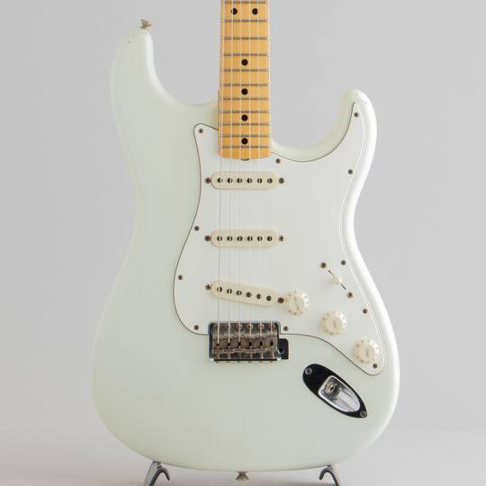 1969 Stratocaster Limited Edition Olympic White Reverse Head 2012