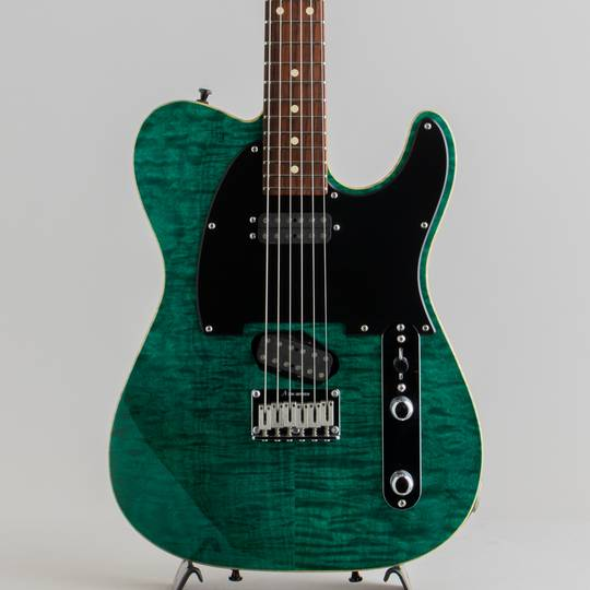 Hollow T Classic-Drop Top Trans Teal with Binding 2008