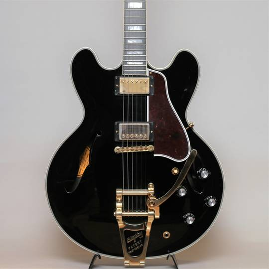 Limited Run ES-355 w/Bigsby 2016 Ebony