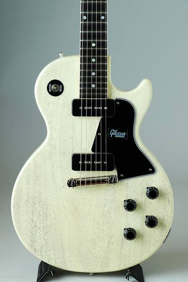 Limited Run Les Paul Special Single Cut TV White【Pilot Run 004】【ローン36回無金利】
