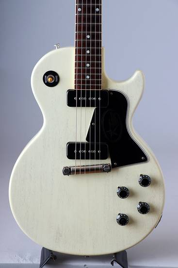 Historic Collection1960 Les Paul Special Single Cut VOS TV White 2009