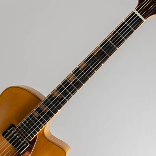 Yamaoka Archtop Guitars Strings Art JG-1 Natural  山岡ギターズ サブ画像5