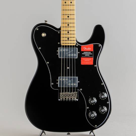 American Pro Telecaster Deluxe Black