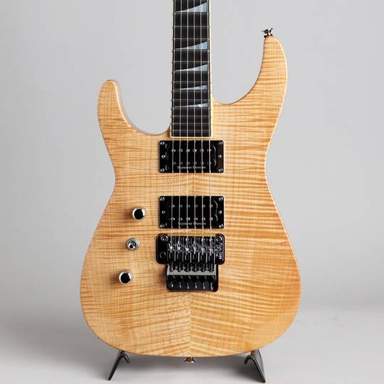 SL2H USA Soloist Flamed Maple Top Left Handed Natural