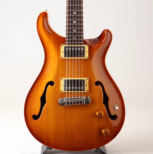 McCarty Archtop Hollowbody Violin Amber Burst 2000