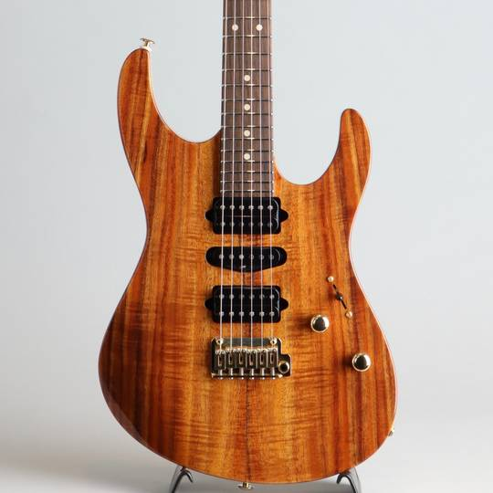 Modern Figured Koa Top Swamp Ash 2017