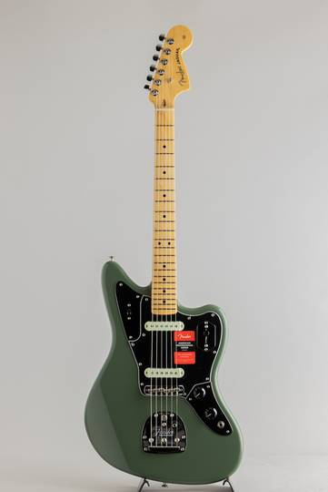 FENDER American Professional Jaguar Antigue Olive フェンダー サブ画像2