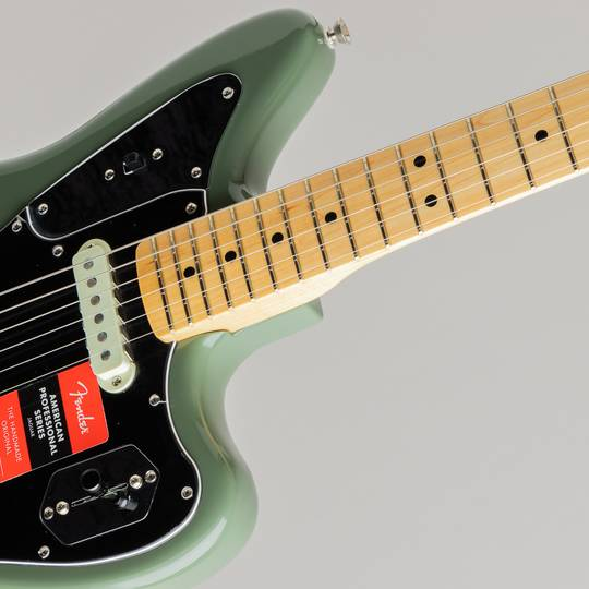 FENDER American Professional Jaguar Antigue Olive フェンダー サブ画像11