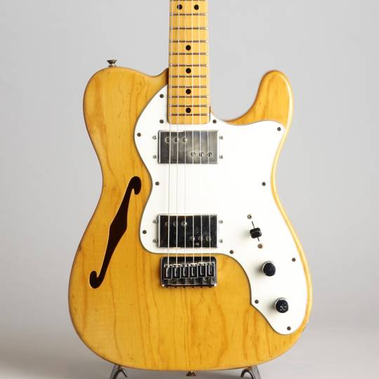1977 Telecaster Thinline Natural