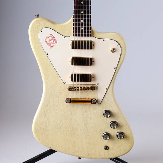 Firebird Non Reverse 3 Mini Humbucker TV White