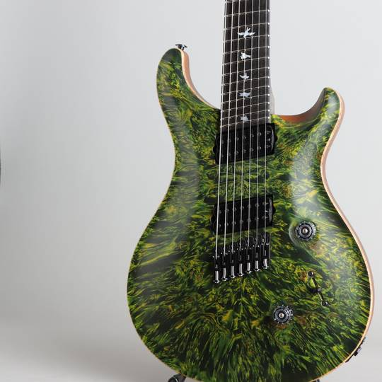 Paul Reed Smith Private Stock #5777 Custom24 7 String Multi-scale Burl Maple Top Rainforest ポールリードスミス サブ画像13