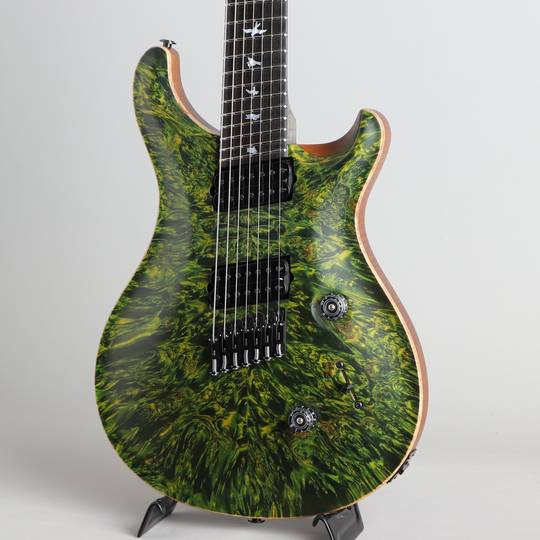 Paul Reed Smith Private Stock #5777 Custom24 7 String Multi-scale Burl Maple Top Rainforest ポールリードスミス サブ画像8