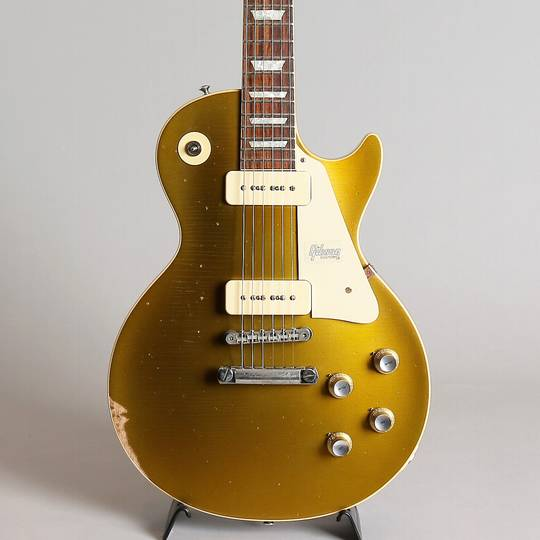 "1968 Les Paul Standard Gold Top P-90' ""In House"" Heavy Aged S/N:085018 2018"