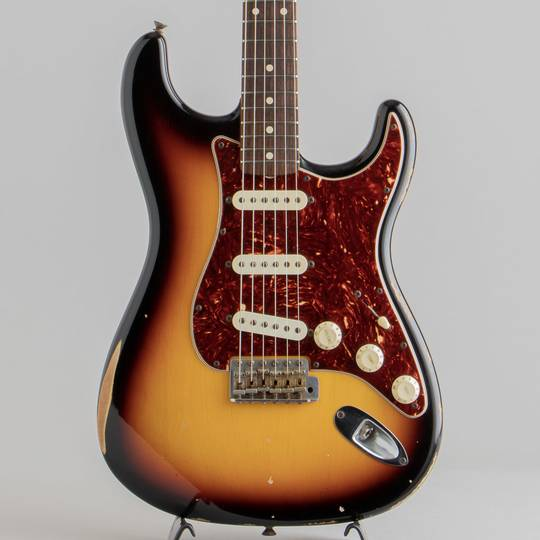 2007 Team Build 1961 Stratocaster Relic 3CS
