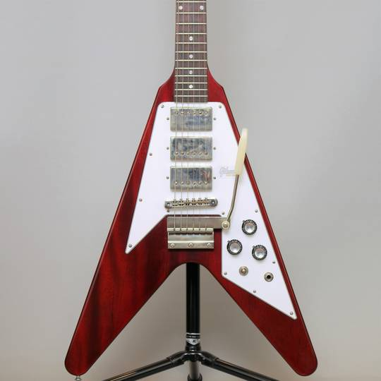 1967 Flying V 3PU VOS w/Maestro Faded Cherry【SN:000047】