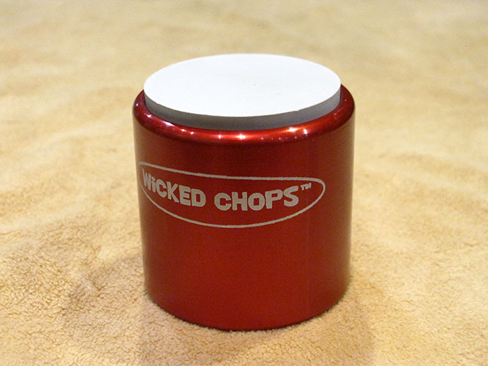 AHWCPR Wicked Chops / RED トレーニングパッド