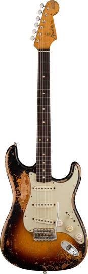 MBS Limited Edition Mike Mccready 1960 Stratocaster/Faded 3-Color Sunburst【ご予約受付中】