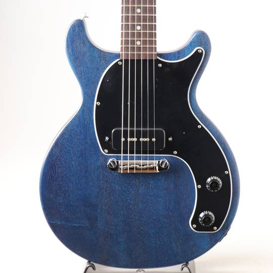 Les Paul Junior Tribute DC Blue Stain 2019【S/N:105890108】【ローン24回無金利】