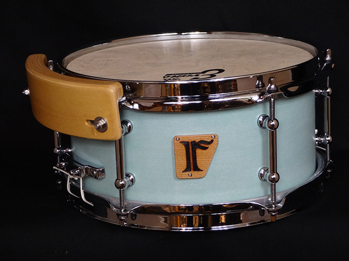 "Maple 8ply / 10""x 5"" retro sea green"