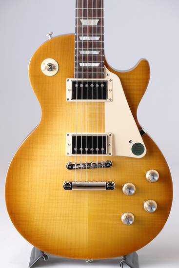 Les Paul Tribute 2018 Satin Faded Honey Burst / Figuard Top【S/N:180031161】【ローン36回無金利】【現地選定個体】