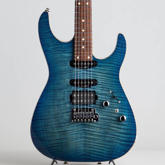 Angel Jack's Pacific Blue Burst with Binding 2014