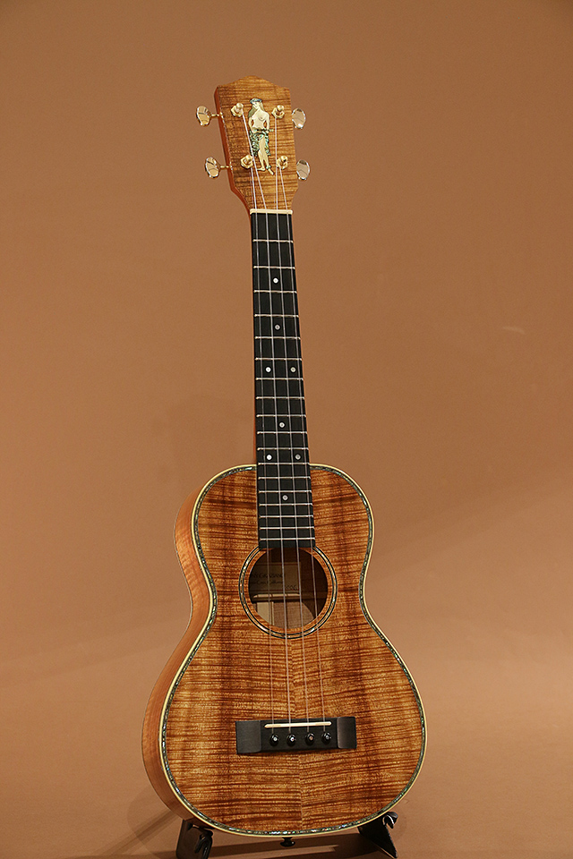 Tenor Figured Hawaiian Koa