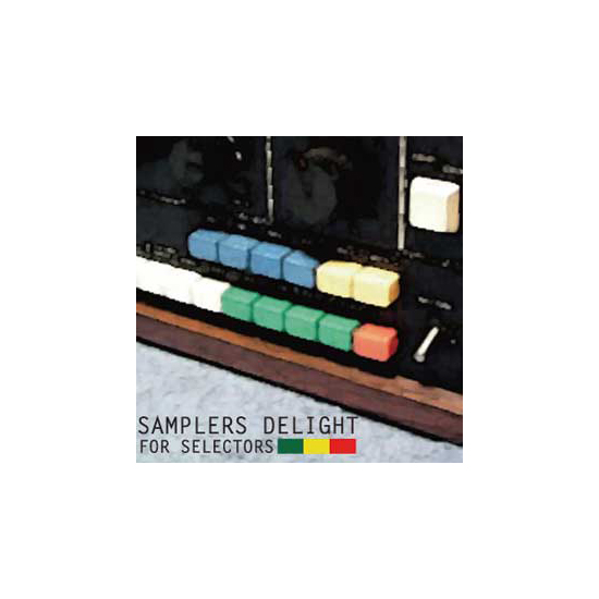 サンプリング用CD Samplers Delight For SELECTORS【CD】
