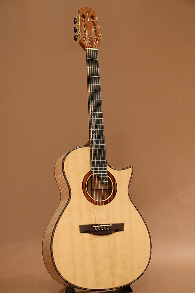 OO-SC Flamed Maple