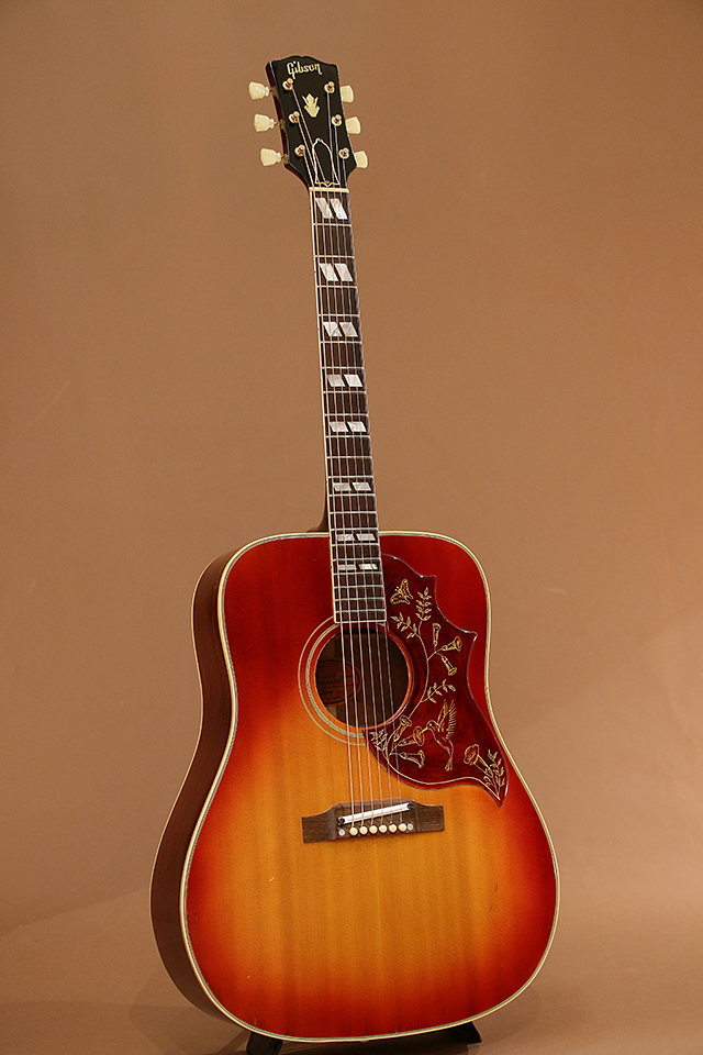 Hummingbird Dark Cherry Burst