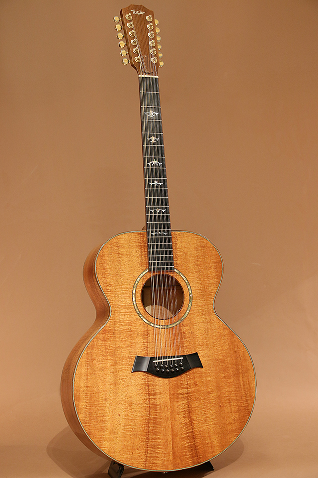 K-SS 12-Strings Figured Hawaiian Koa