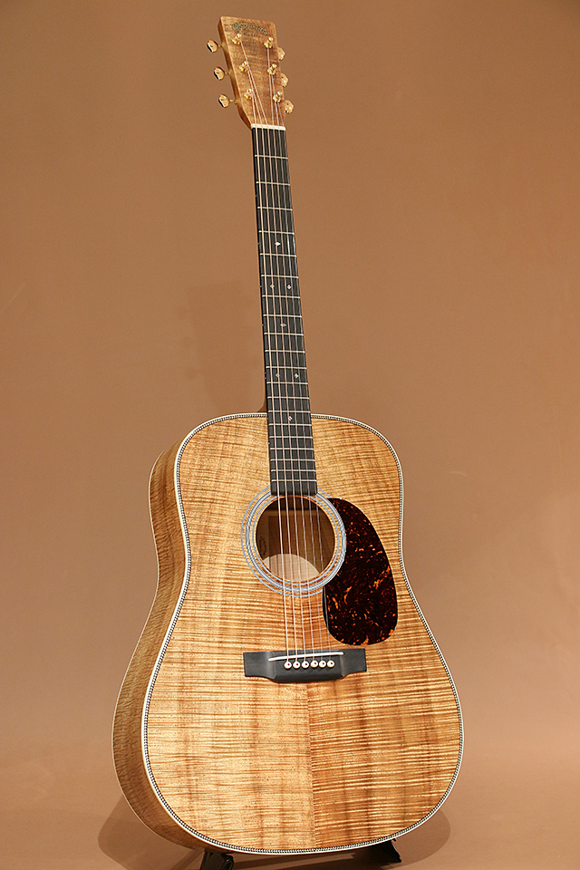 CTM HD-28VK2 Figured Hawaiian Koa