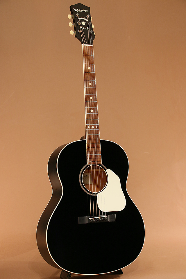 Waterloo by Collings WL-JK DLX(Jumbo King Deluxe) ウォータールー 64ks