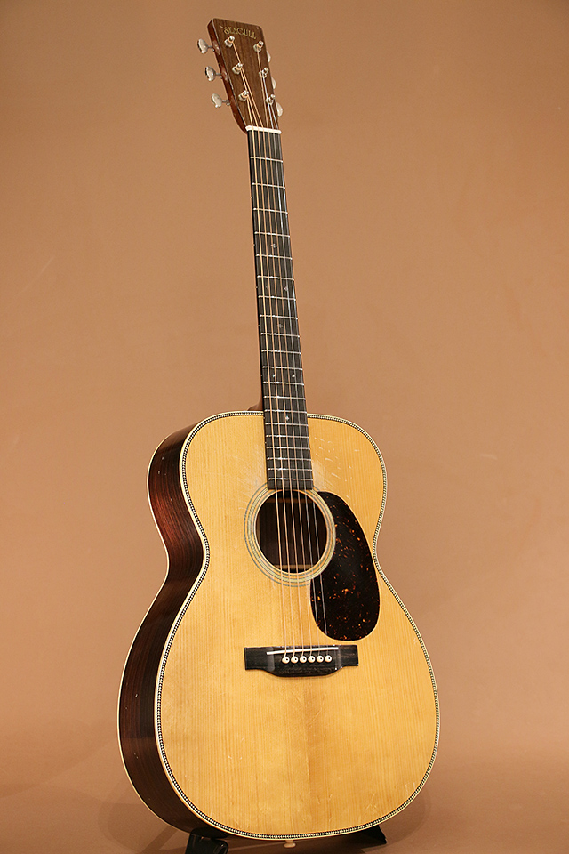 OOO-60 1937 Aged TA/IR/A03 Indian Rosewood
