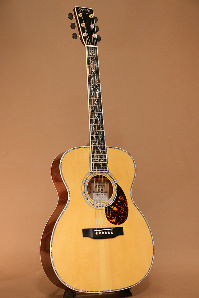 OM-42 Flamed Mahogany