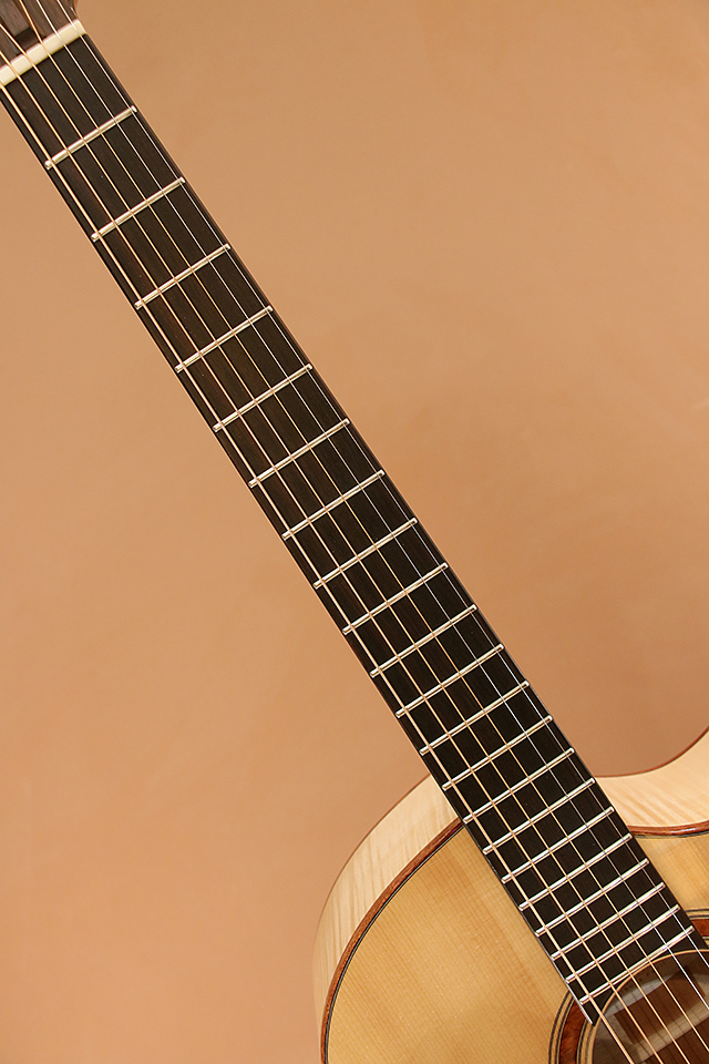 FUJII GUITARS OO-14Fret Slant Cutaway European Flame Maple フジイギター SM21UAG サブ画像5