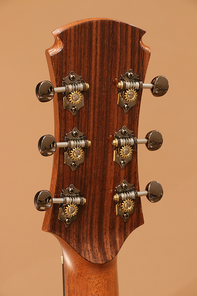 FUJII GUITARS OO-14Fret Slant Cutaway European Flame Maple フジイギター SM21UAG サブ画像8