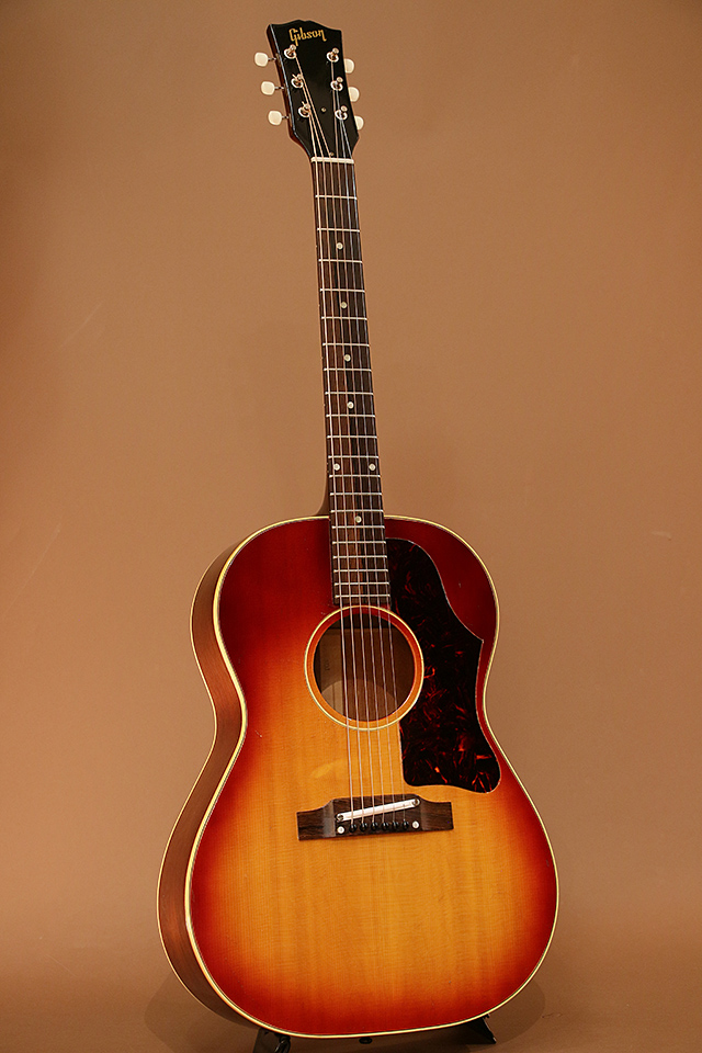 LG-2 Dark Brown Sunburst