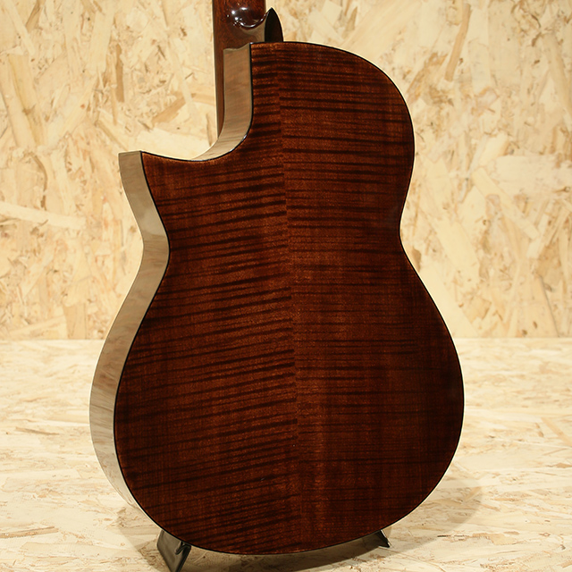 Ryosuke Kobayashi Guitars Nylon Crossover Electric RF European Maple 小林良輔 サブ画像1