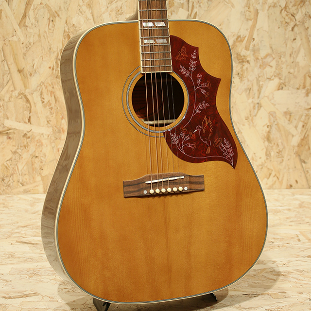 Masterbilt Inspired by Gibson HummingBird Aged Natural Antique Gloss【送料無料対象商品!!】