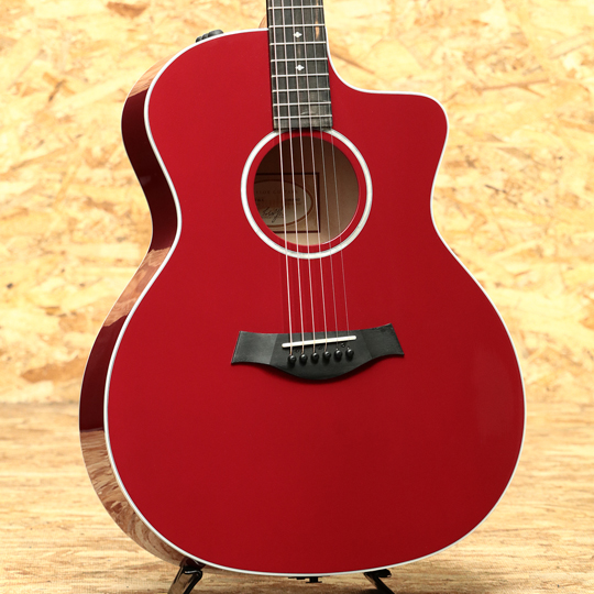 TAYLOR 214ce-RED DLX テイラー
