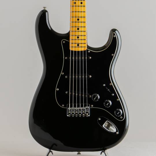 1976 Stratocaster Hard Tail Black/M