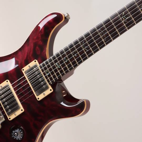 Paul Reed Smith 1957/2008 Limited Custom 24 10Top Cranberry 2008 ポールリードスミス サブ画像6