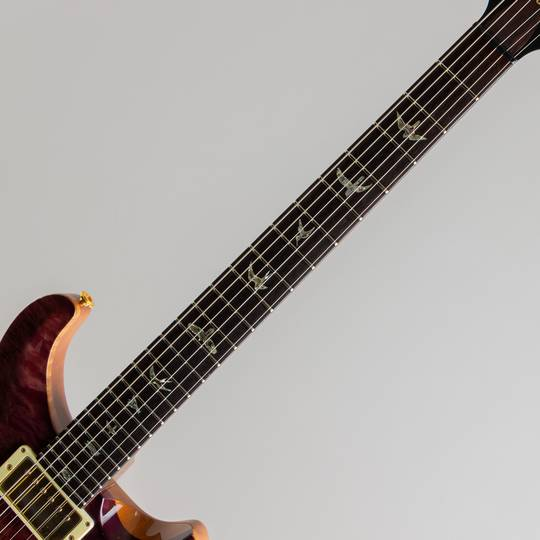 Paul Reed Smith Artist Package Custom24 Quilt Rose Neck PT GH  Armando's Amethyst 2012 ポールリードスミス サブ画像5