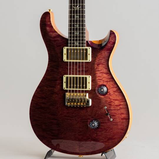 Paul Reed Smith Artist Package Custom24 Quilt Rose Neck PT GH  Armando's Amethyst 2012 ポールリードスミス サブ画像8